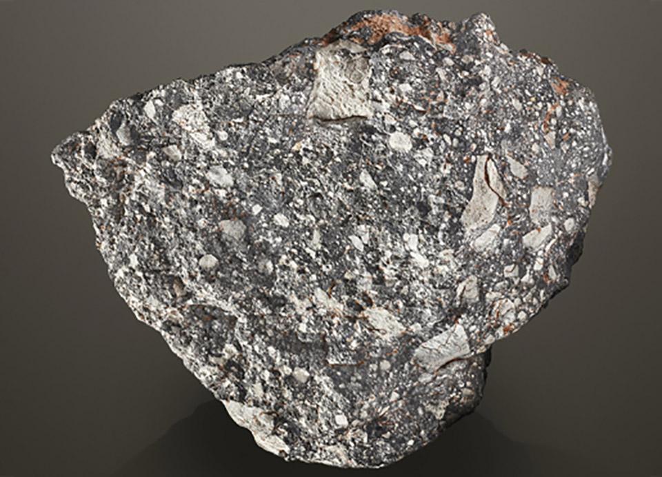 Lunar Meteorite NWA 12691