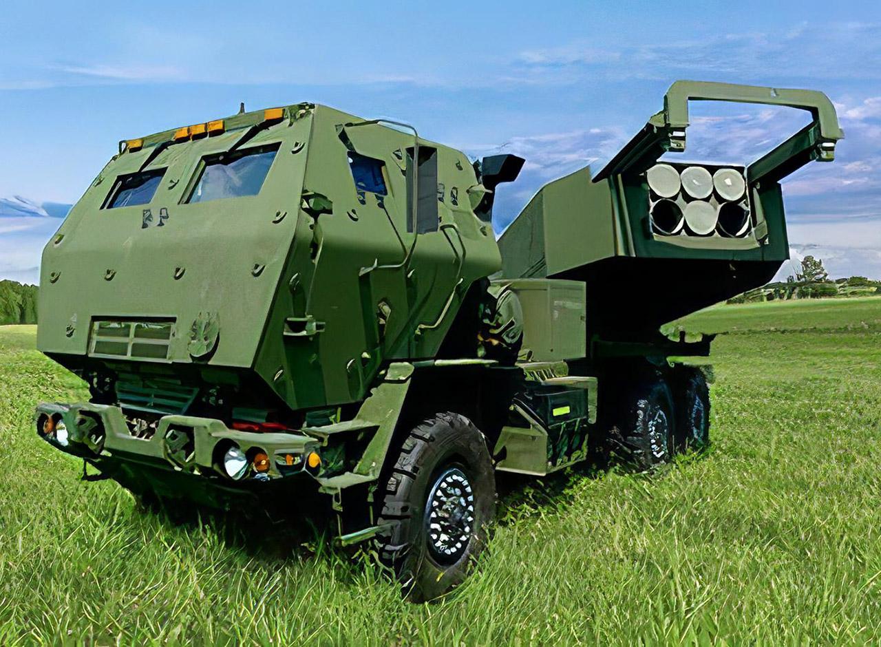 M142 HIMARS US Army Most Powerful Rocket Launcher Lockheed Martin