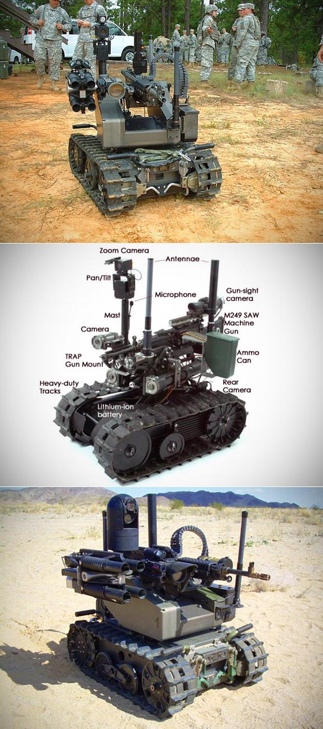 MAARS Robot Military