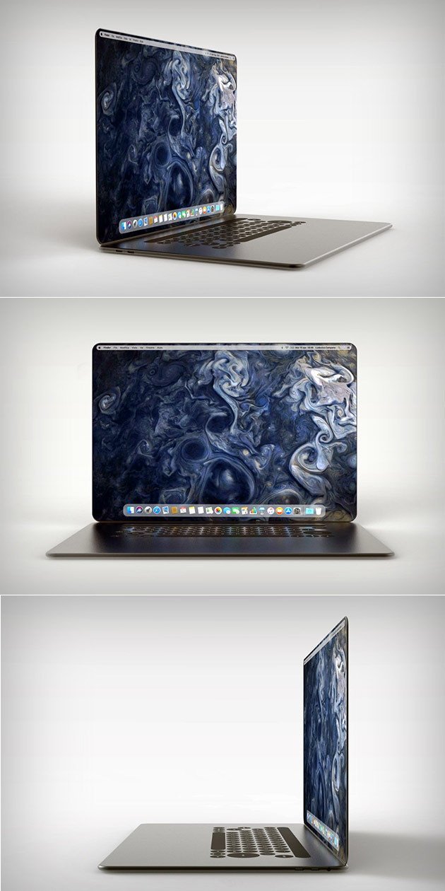 MacBook X