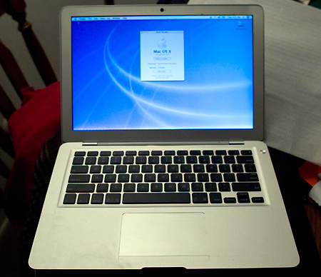 MacBook Air Prototype