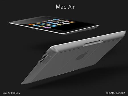 Macintosh Tablet