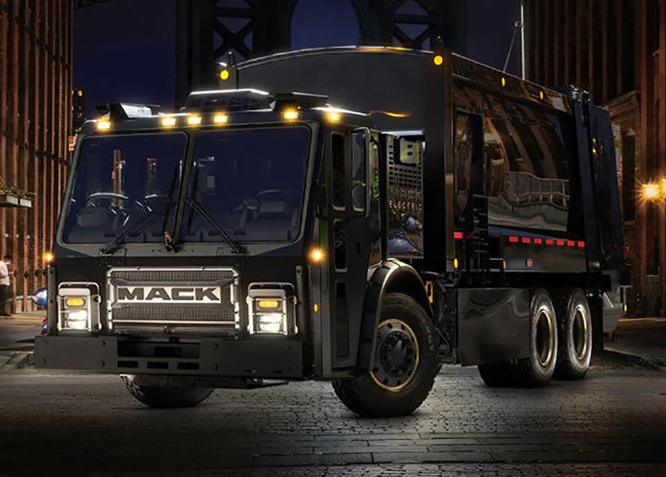 Mack Electric LR