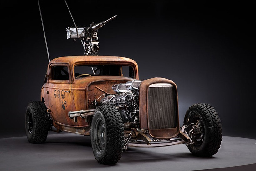 Mad Max: Fury Road Cars