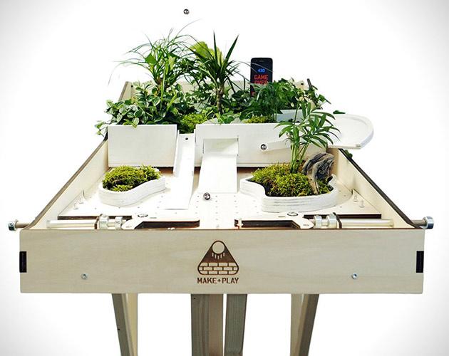 Makerball DIY Pinball