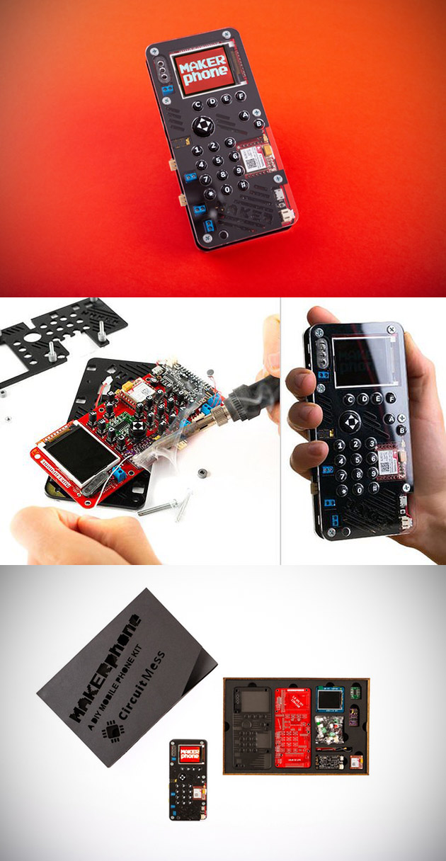 MakerPhone DIY Phone