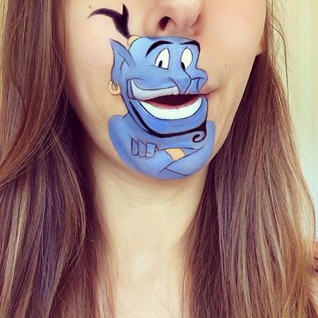 Mouth Artist 112