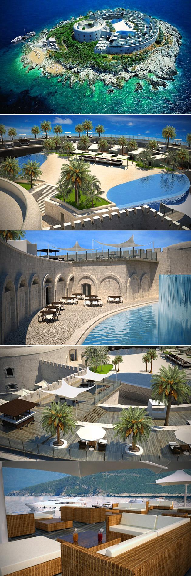 Mamula Resort