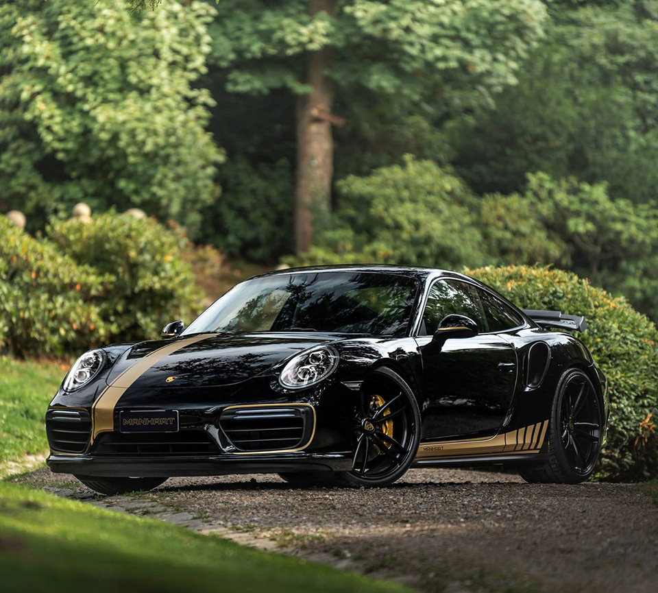 MANHART 911 Turbo
