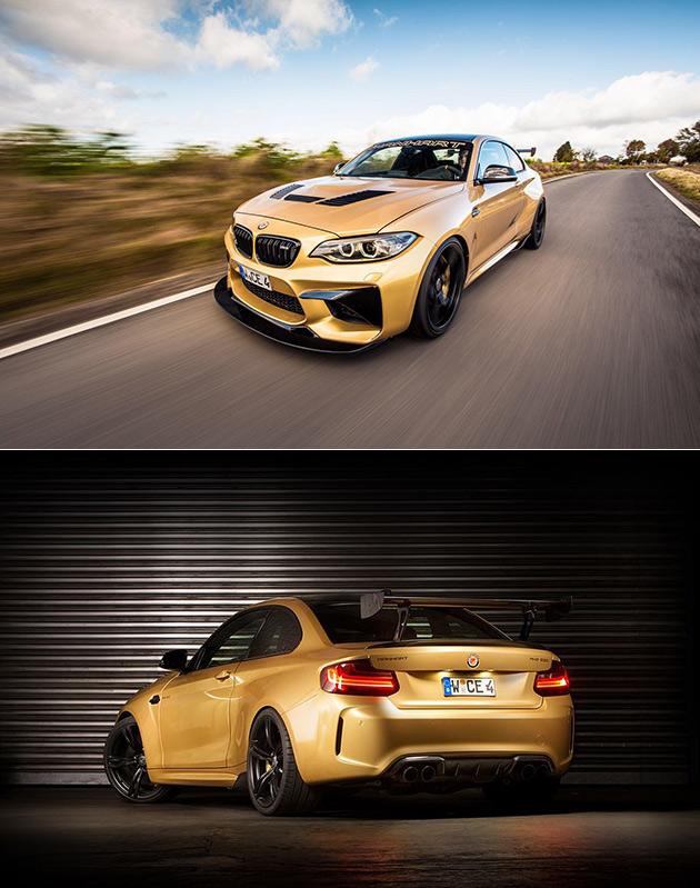 Manhart BMW M2