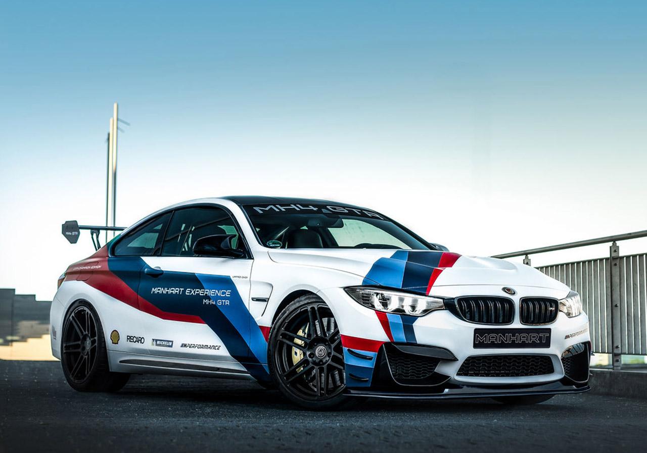 MANHART M4 GTR BMW M4