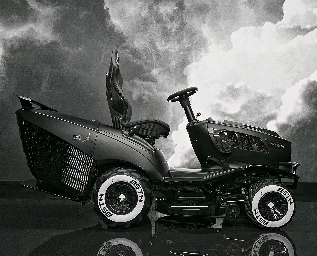 MANSORY Air Jordan BSTN GT XI Lawnmower