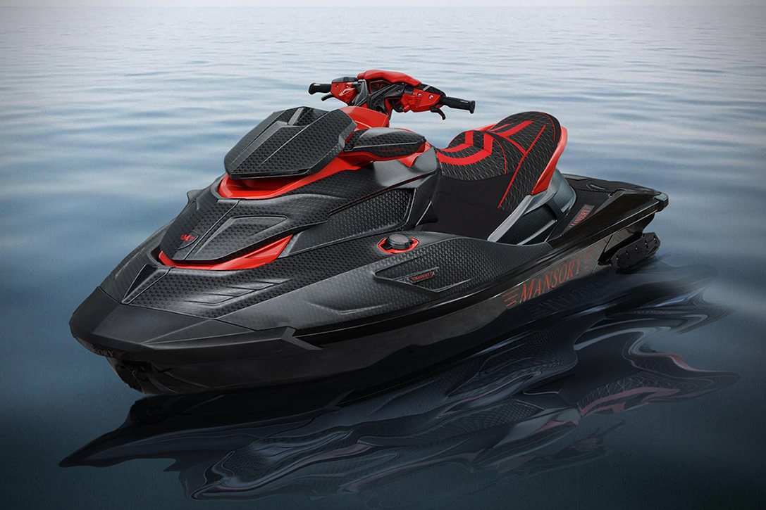 Mansory Black Marlin Design