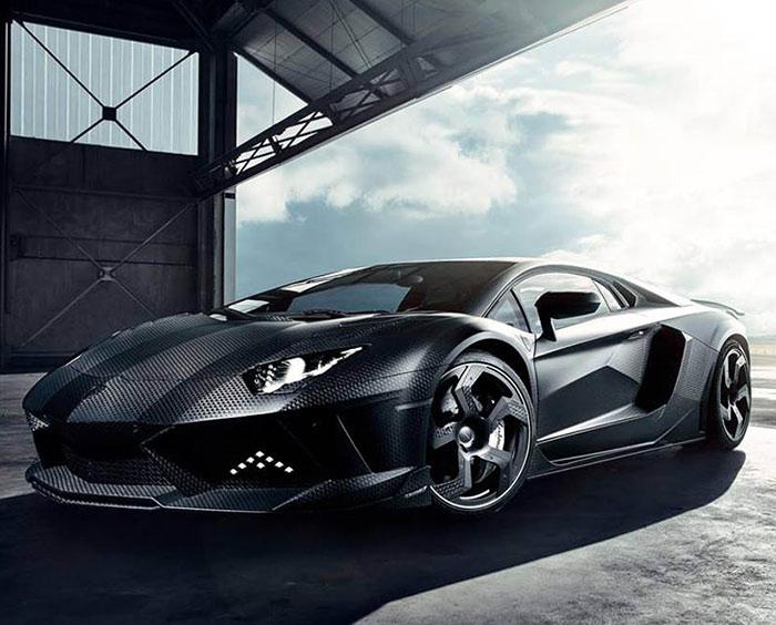 Mansory Carbonado Aventador