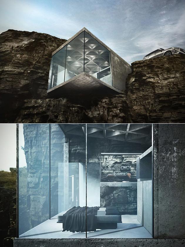 Maralah Cliff House
