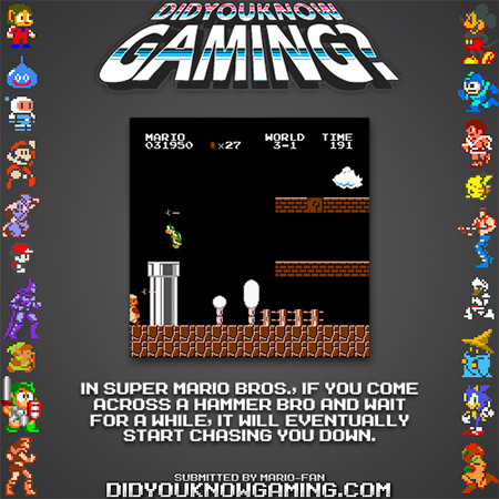 19 Cool and Interesting Facts About Super Mario Bros