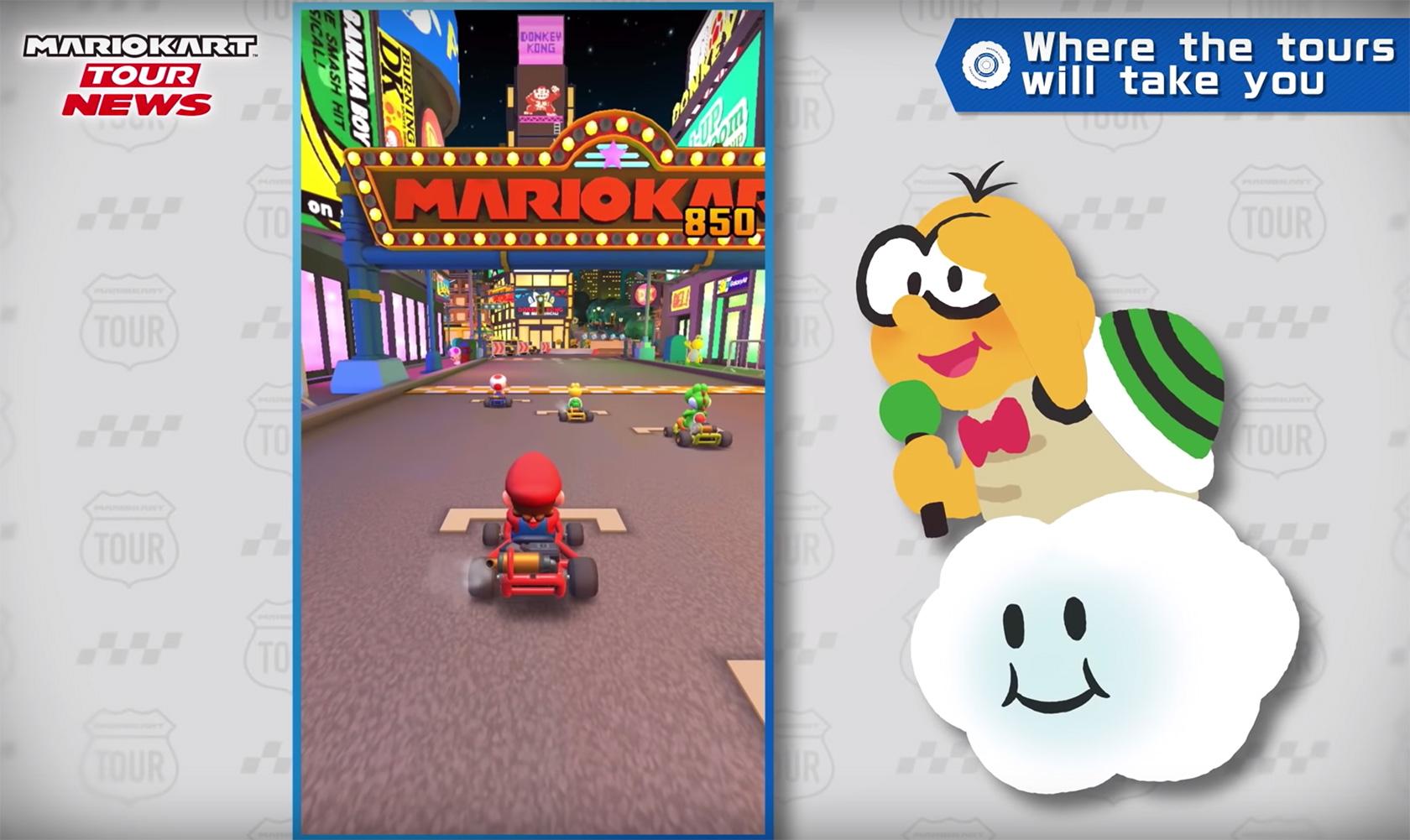 Mario Kart Tour Release