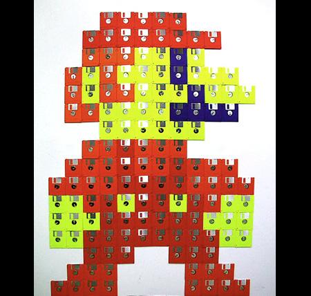 5 of the Coolest Mario Pixel Creations Ever - TechEBlog