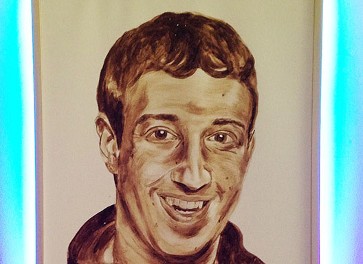 Mark Zuckerberg Poop