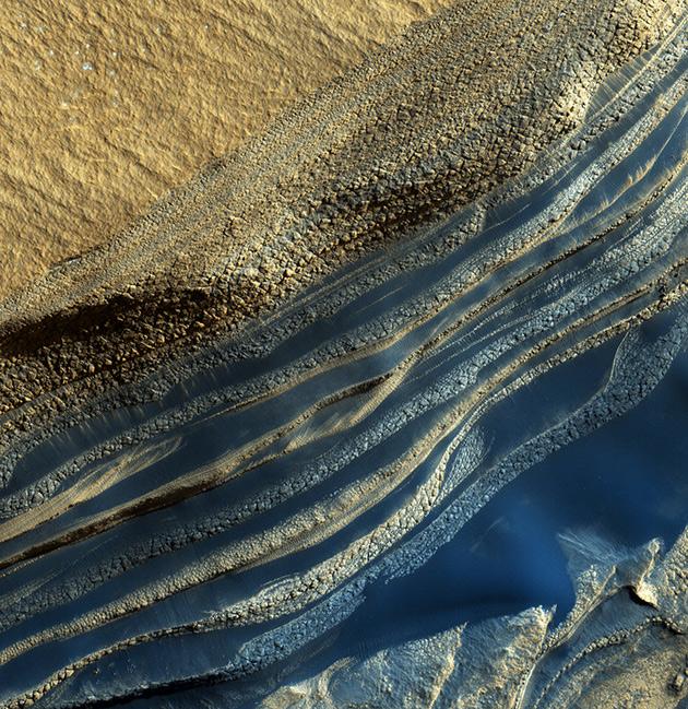Mars HiRISE