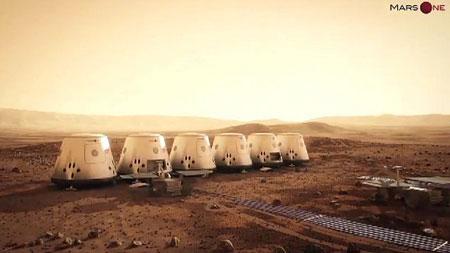 Mars One 1