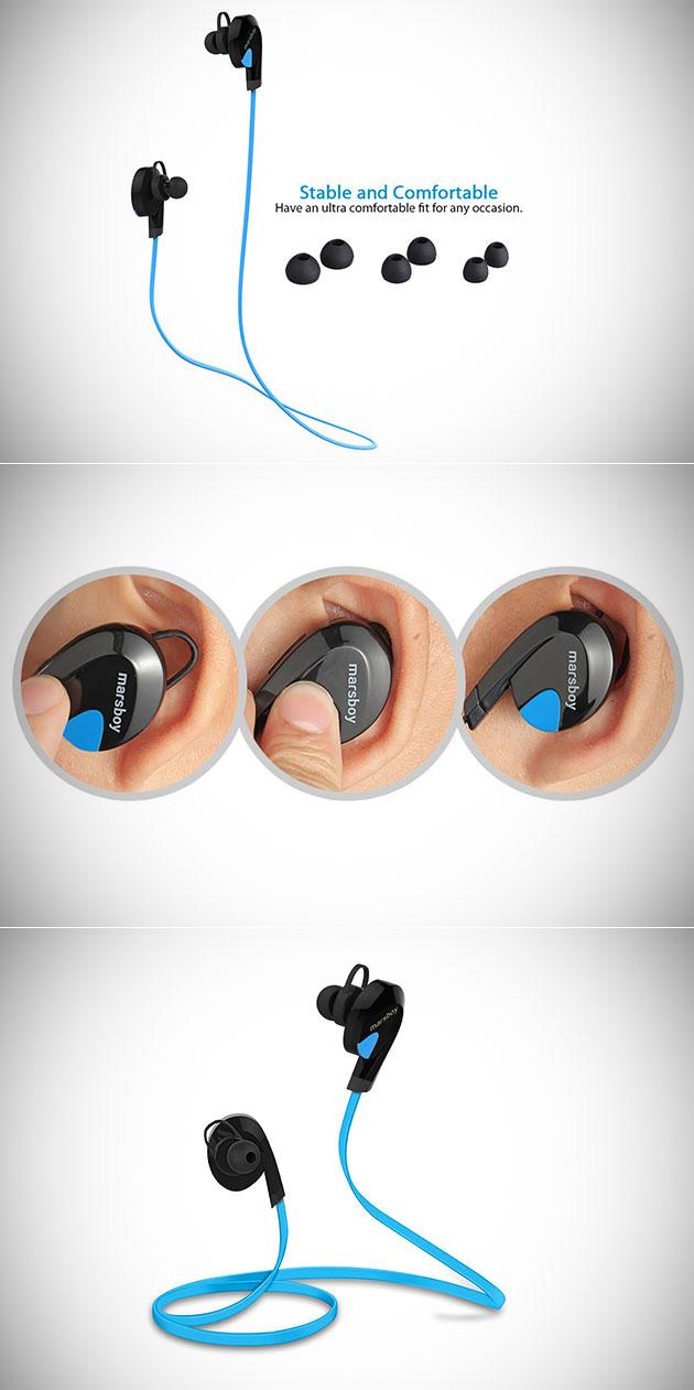 Marsboy Swift Bluetooth Headphones