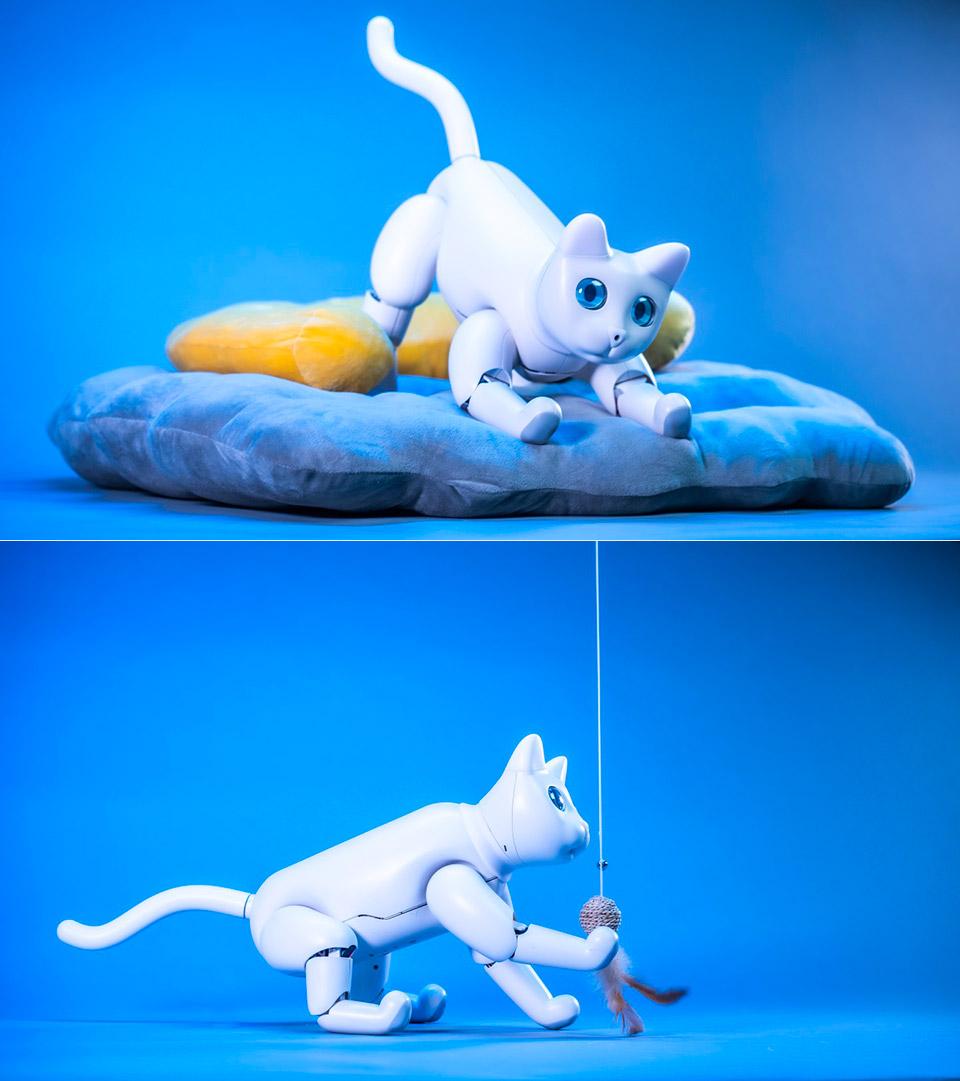 MarsCat Bionic Cat Robot