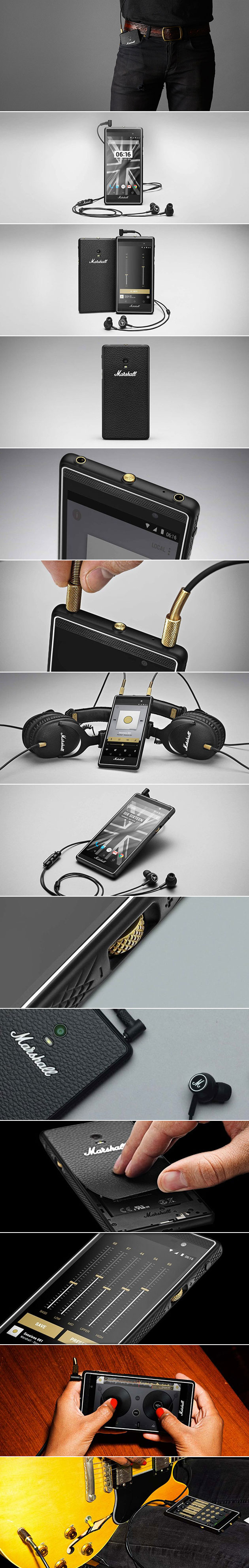 Marshall London Smartphone