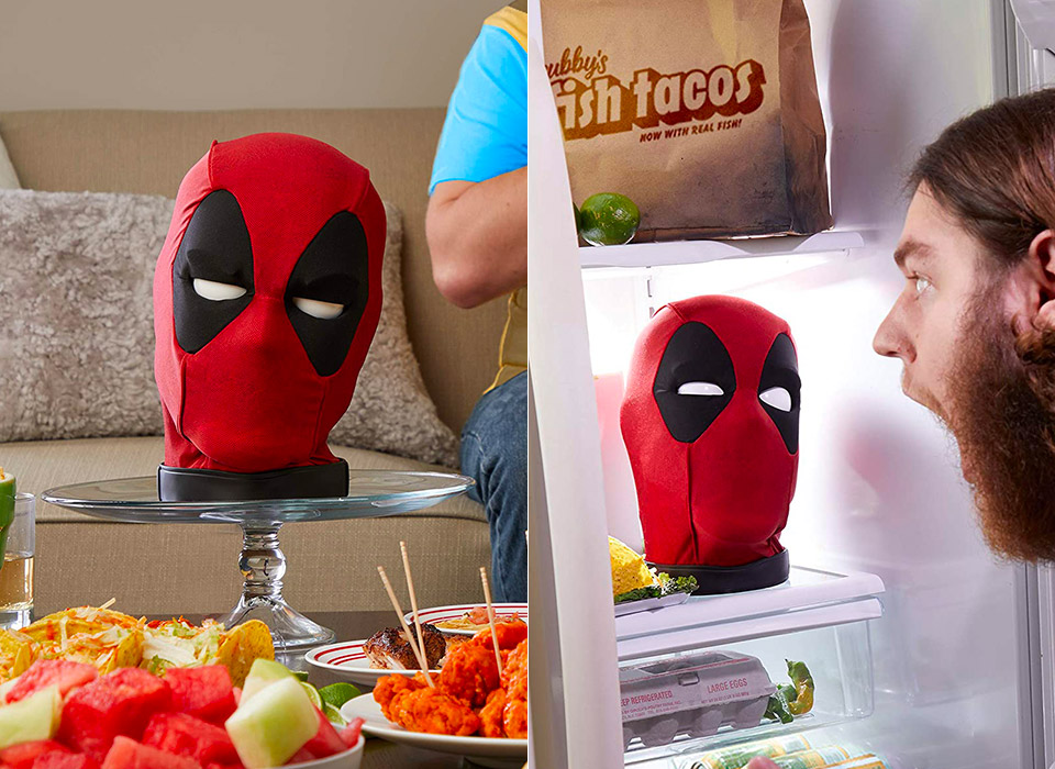 Marvel Legends Animatronic Deadpool Head