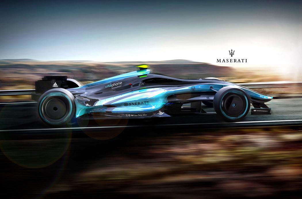 Maserati 2020 Bionic Concept