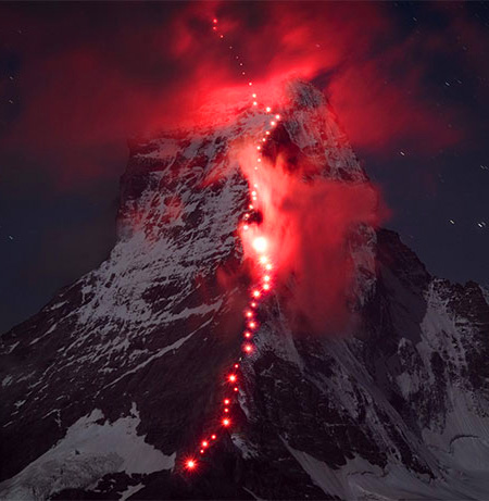 Matterhorn Lights