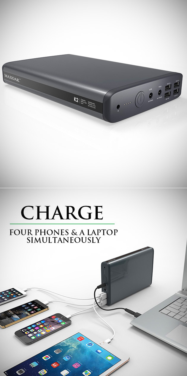 Maxoak Laptop Power Bank