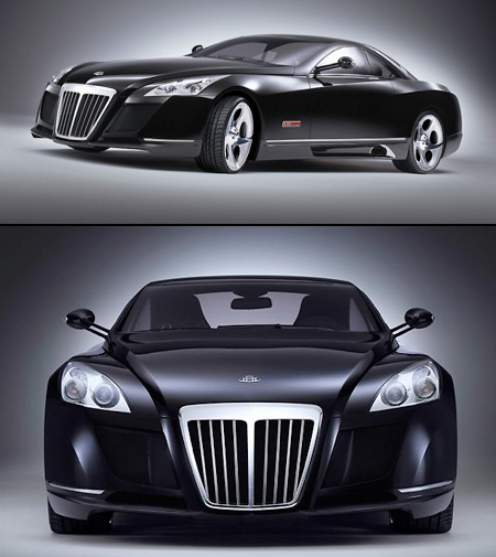 Maybach Car Gift...P Diddy Cars