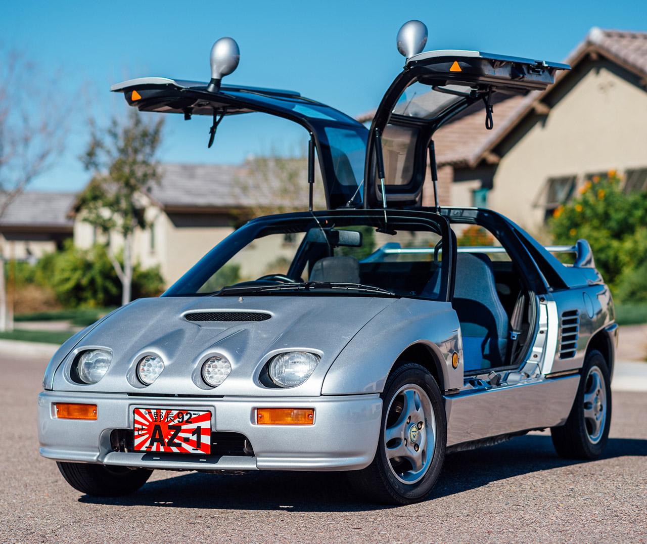 Mazda Autozam AZ-1