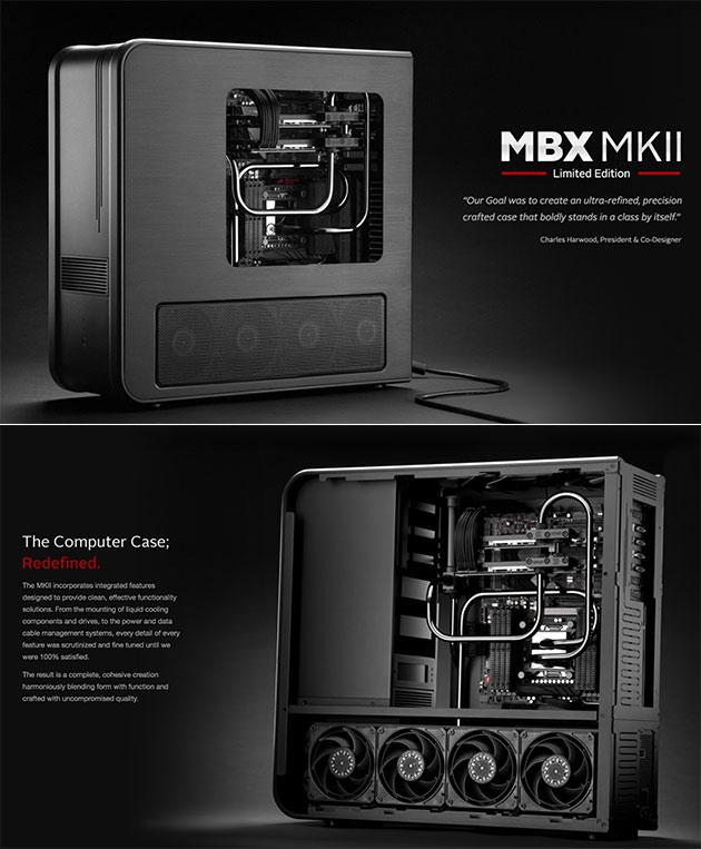 MBX MKII PC Case