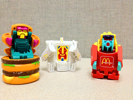 25 Of The Coolest McDonalds Happy Meal Toys From 1980s
