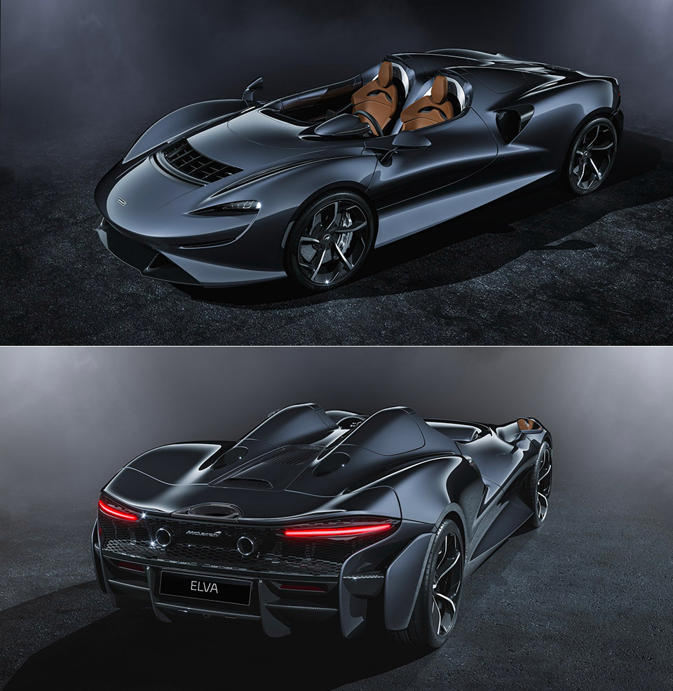 McLaren Elva Roadster