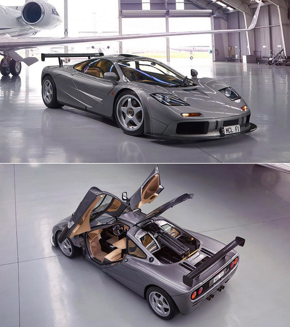 McLaren F1 Monterey Car Week