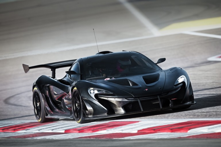 Top 5 Coolest Things About The New McLaren P1 GTR Hypercar