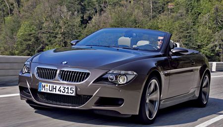 video bmw m6 convertible vs mercedes benz sl65 amg