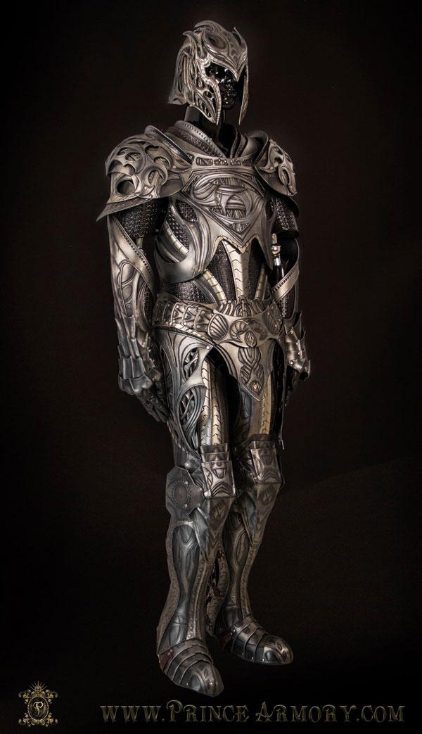Medieval Superman Armor