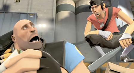 team fortress 2 meet the scout trailer ideas