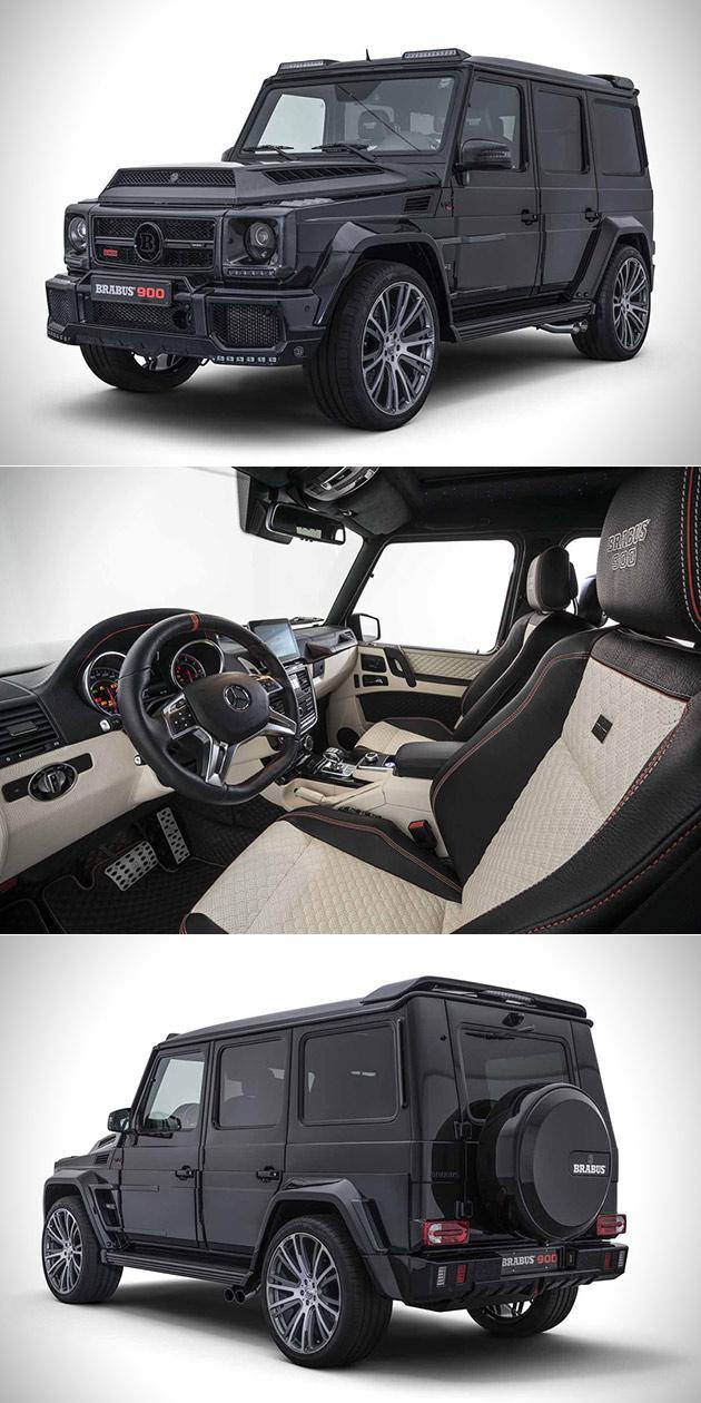 Mercedes-AMG Brabus 900