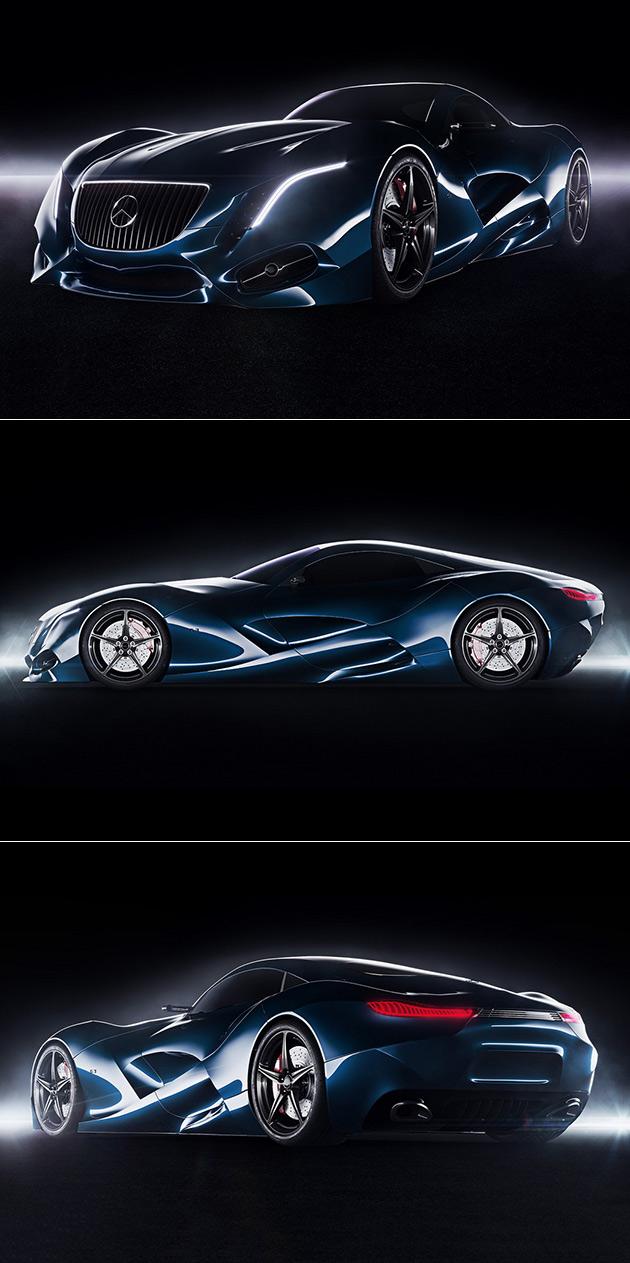 Mercedes-Benz Concept I