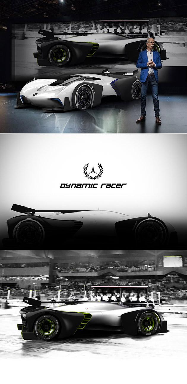 Mercedes Dyanmic Racer