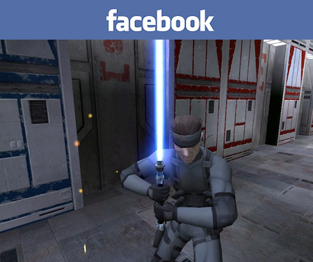 What the metal gear solid characters would talk about on facebook
