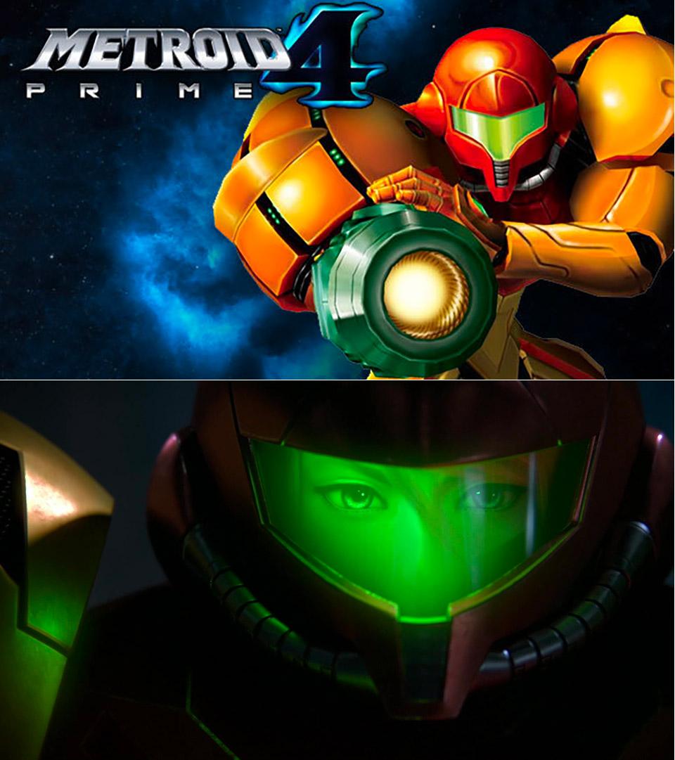 Metro Prime 4 Retro Studios Nintendo Switch