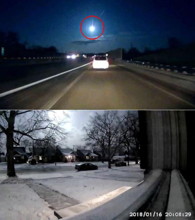 Michigan Meteor