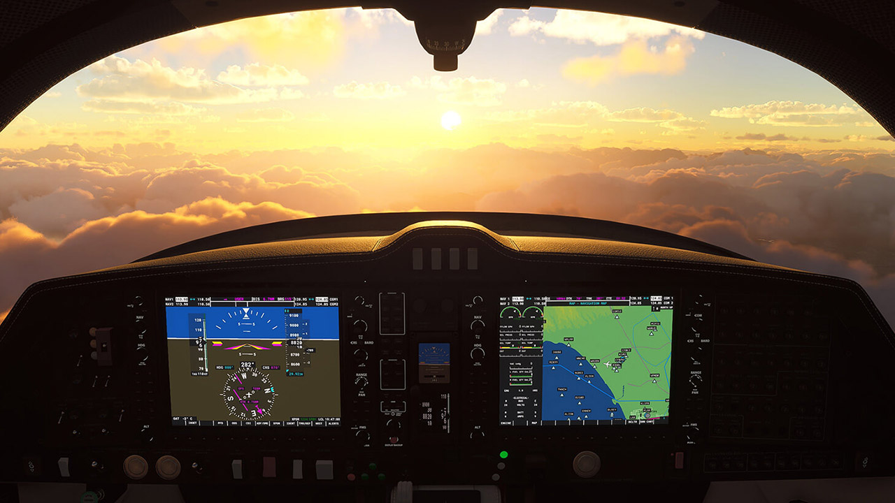 Microsoft Flight Simulator 2020 VR Beta