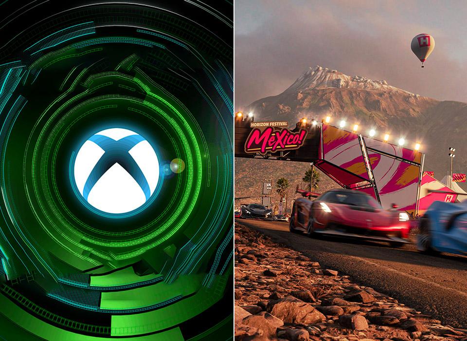 Microsoft Gamescom 2021 Trailers Games